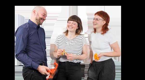 Teamfoto von BeziehungsweiseWachsen - Sexuelle Bildung