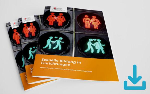 Broschüre Sexuelle Bildung im Kontext von Flucht - BeziehungsweiseWachsen
