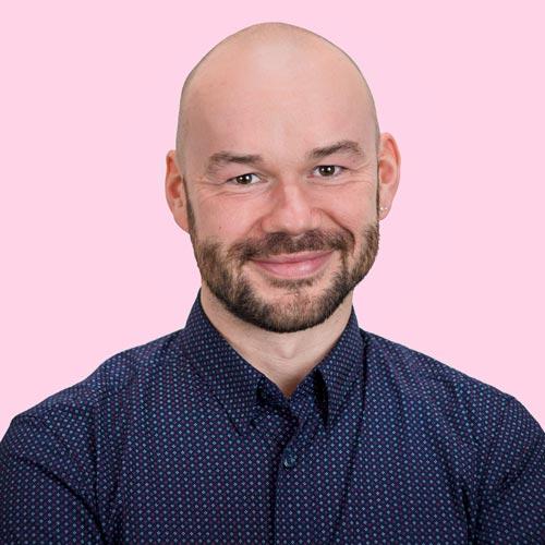Foto von Ralf Pampel Teammitglied von BeziehungsweiseWachsen - Sexuelle Bildung