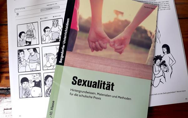 Material Sexualität als Thema im Unterricht Beziehungsweise Wachsen